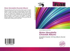 Bookcover of Water (Annabelle Chvostek Album)