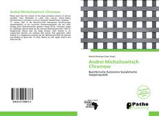 Bookcover of Andrei Michailowitsch Chramow