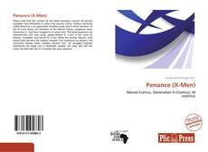 Penance (X-Men) kitap kapağı