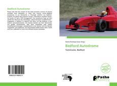 Обложка Bedford Autodrome