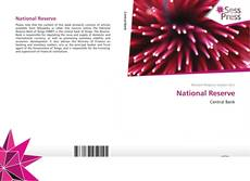 Bookcover of National Reserve