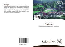 Bookcover of Ossingen
