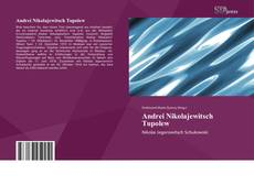 Bookcover of Andrei Nikolajewitsch Tupolew