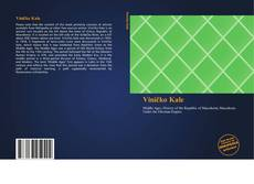 Bookcover of Viničko Kale