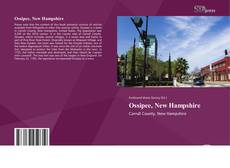 Ossipee, New Hampshire的封面