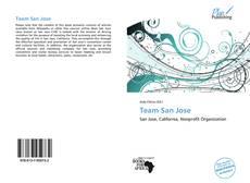 Capa do livro de Team San Jose