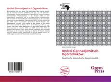 Portada del libro de Andrei Gennadjewitsch Ogorodnikow