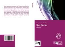 Copertina di Roel Koolen