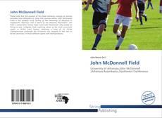 Обложка John McDonnell Field