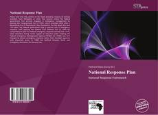 Bookcover of National Response Plan