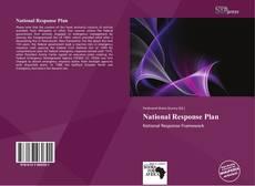 Borítókép a  National Response Plan - hoz