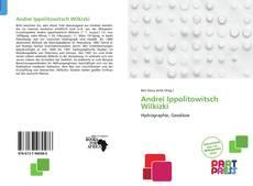 Обложка Andrei Ippolitowitsch Wilkizki