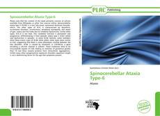 Capa do livro de Spinocerebellar Ataxia Type-6