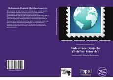 Capa do livro de Bedeutende Deutsche (Briefmarkenserie)