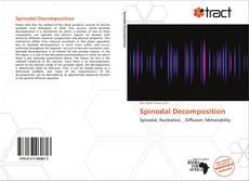 Capa do livro de Spinodal Decomposition