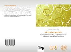 Portada del libro de Vinita Formation