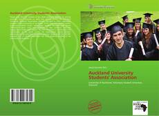 Capa do livro de Auckland University Students' Association