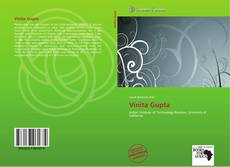 Bookcover of Vinita Gupta