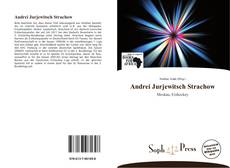 Copertina di Andrei Jurjewitsch Strachow