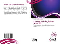 Bookcover of Penang State Legislative Assembly