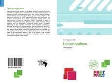 Spinostropheus的封面