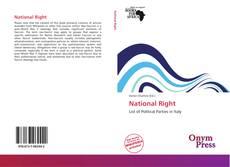 Buchcover von National Right