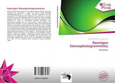 Capa do livro de Roentgen Stereophotogrammetry