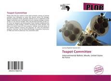 Обложка Teapot Committee