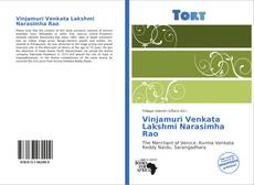 Bookcover of Vinjamuri Venkata Lakshmi Narasimha Rao