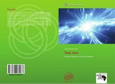 Portada del libro de Tear Gas