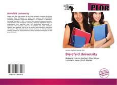 Buchcover von Bielefeld University