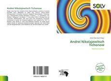 Portada del libro de Andrei Nikolajewitsch Tichonow