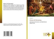 Couverture de Christ of Christmas