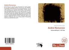Bookcover of Andrei Romanow