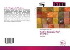 Portada del libro de Andrei Sergejewitsch Bubnow
