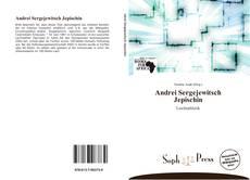 Bookcover of Andrei Sergejewitsch Jepischin