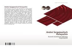 Andrei Sergejewitsch Perwyschin kitap kapağı