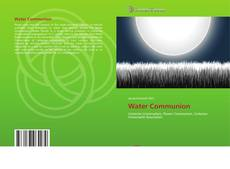 Bookcover of Water Communion