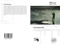 Bookcover of Osteobrama