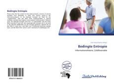 Capa do livro de Bedingte Entropie