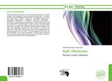 Buchcover von Roff, Oklahoma