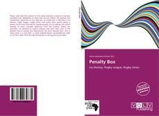 Capa do livro de Penalty Box