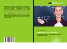 Bookcover of Bedingter Erwartungswert