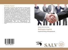 Bookcover of Bedingtes Kapital