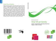 Bookcover of Vinji Vrh pri Semiču