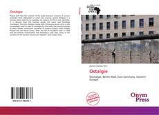 Buchcover von Ostalgie