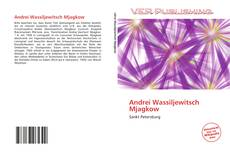 Bookcover of Andrei Wassiljewitsch Mjagkow