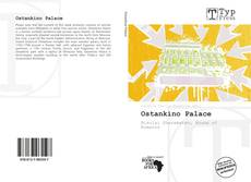 Bookcover of Ostankino Palace