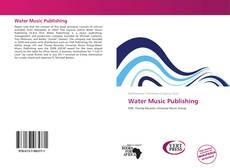 Copertina di Water Music Publishing