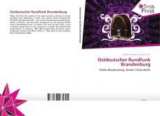 Buchcover von Ostdeutscher Rundfunk Brandenburg